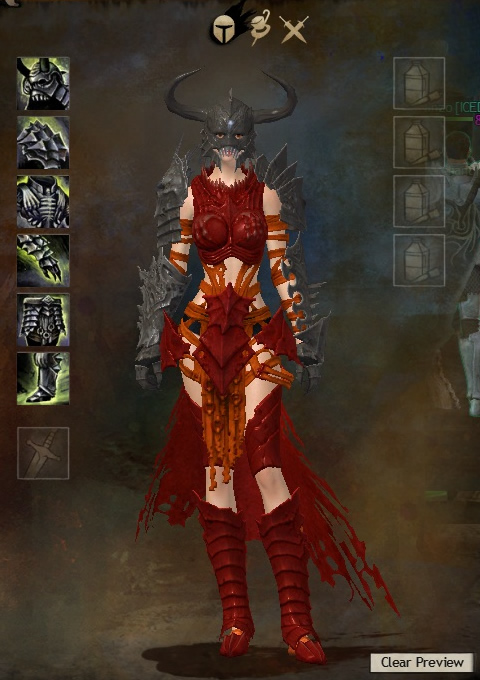 Gw Crafted Armor
