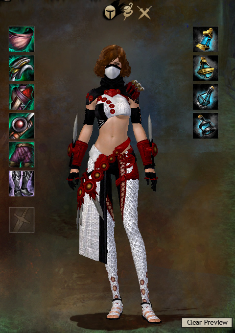 Guildwars  Crafted Exotics